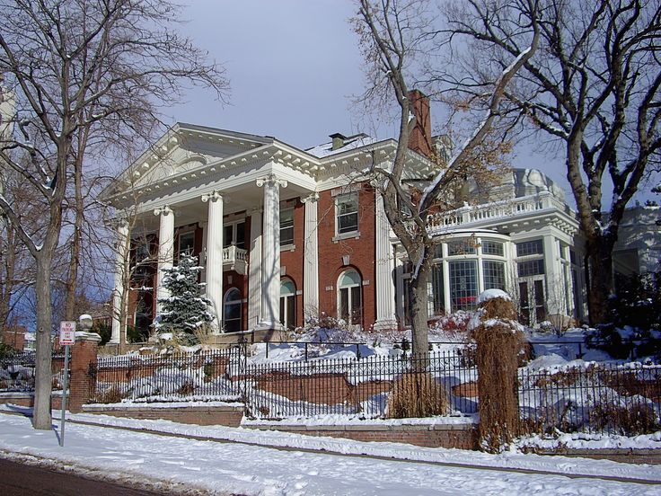 Colorado Governor's Mansion Search all Utah homes for sale on UtahHomes.link