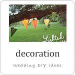 フェイクグリーンを使った手作りオーナメントの作り方 | DIY手作り結婚式