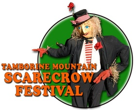 Make sure you're here this weekend - Scarecrow Festival Mount Tamborine 19 - 21 October 2012