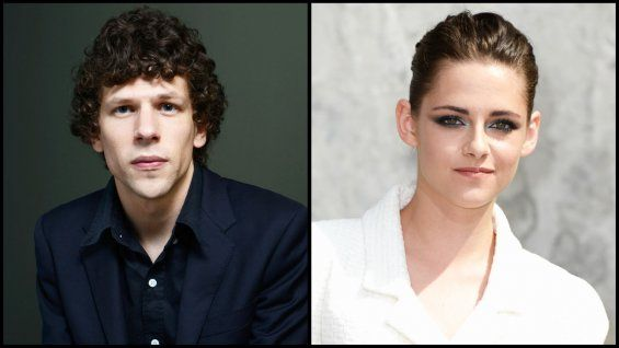 AFM: Kristen Stewart, Jesse Eisenberg Team Up for 'American Ultra' (Exclusive)