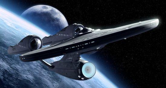 Star Trek 2009: USS Enterprise