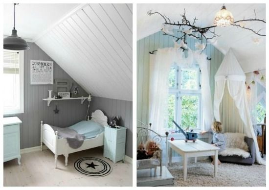 Vintage Inspired and Whimsical Childrens Rooms | The Design Confidential