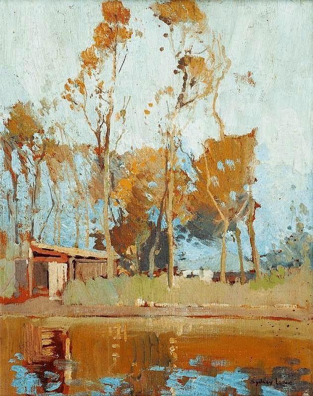 Sydney Long ~ Art Nouveau and Symbolist painter | Tutt'Art@ | Pittura * Scultura * Poesia * Musica |