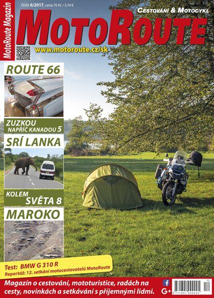 MotoRoute Magazin Nr. 6/2017; Read online: https://www.alza.cz/media/motoroute-magazin-6-2017-d5223185.htm