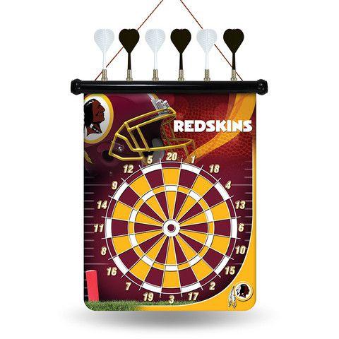 Washington Redskins NFL Magnetic Dart Board