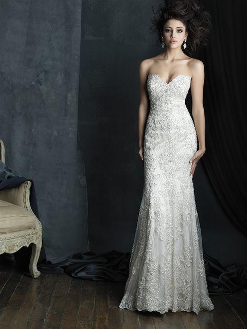 Allure Couture C383 – Ellie's Bridal Boutique (Alexandria, VA)