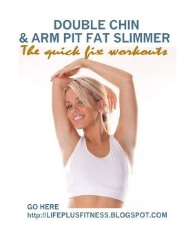 Double Chin and Arm Pit Fat Slimmer   Fitness.