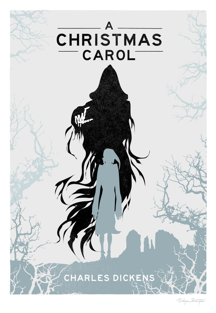 Books By Their Covers A Christmas Carol