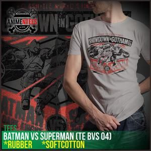 KAOS BATMAN VS SUPERMAN (TE BVS 04)