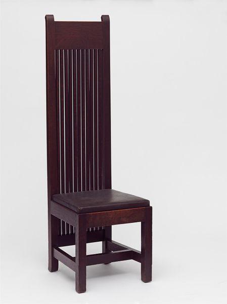Dining Chair | Frank Lloyd Wright / 1902