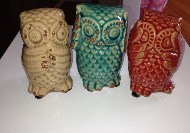 My bargain gorgeous little owls