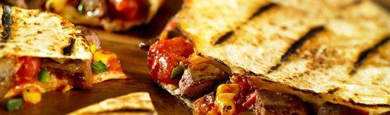 Mexican Beef Steak Quesadillas | Canadian Beef