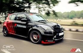 Image result for black swift dzire 2016
