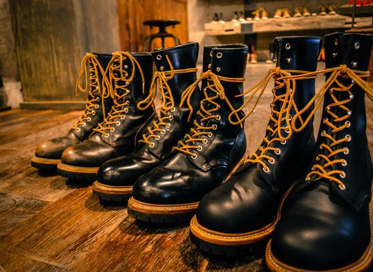 Red Wing Logger boots #8210