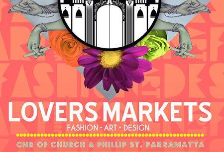Lovers Markets: Fashion Art Design