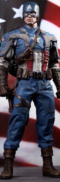 Captain America Collectible