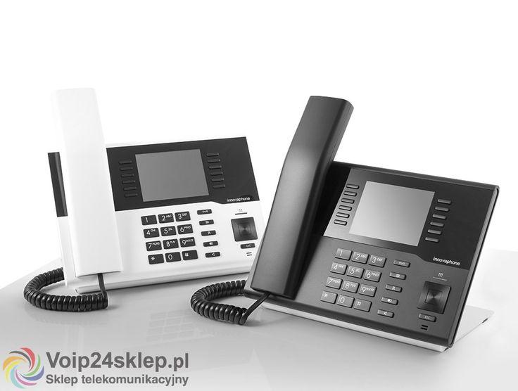 Telefon przewodowy VoIP innovaphone IP222 #voip24sklep.pl