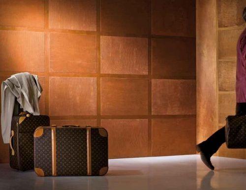 Decoratieve verftechnieken. Giorgio Graesan Instinto. Deze verf geeft u wanden een verrassende uitstraling. De techniek kan uitgevoerd worden door Bos Schilderwerken. www.bosboxmeer.nl