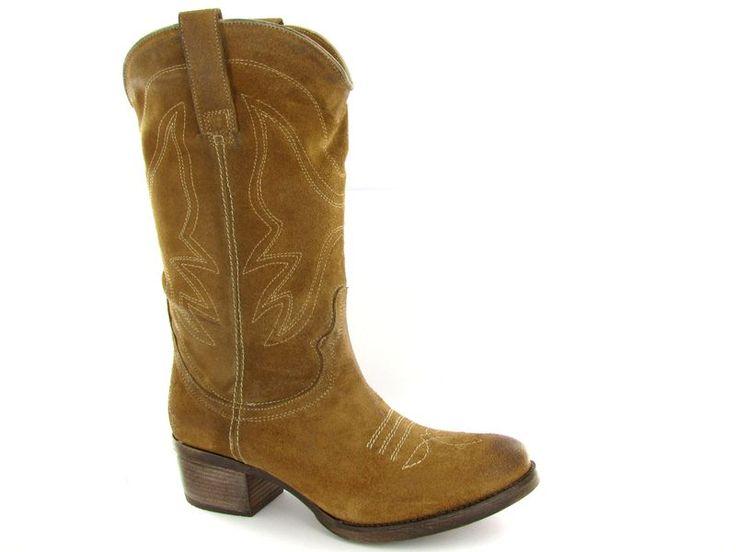 Antonio Moretto laarzen in de populaire western style! Model 171850.  €149.95 #trend2017
