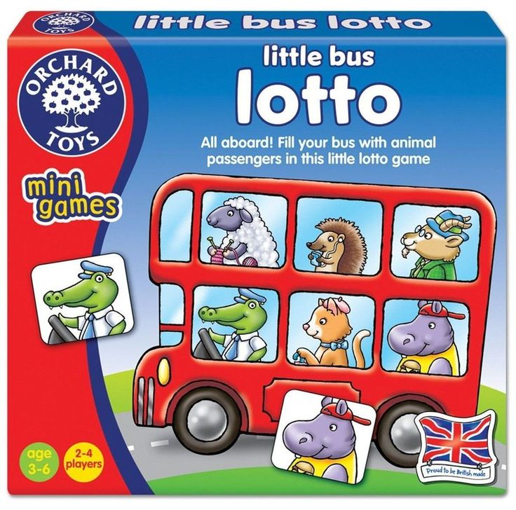 Orchard Toys Games Kids Activity Cards Girls Boys Animal Educational Lotto Age 3