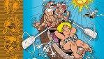 """""""Mortadelo y Filemón y su guía para las vacaciones"""" (Francisco Ibáñez, Ediciones B)"""