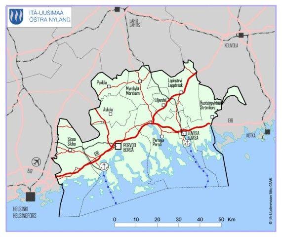 Aluemyyntipäällikön toimialueeseen kuuluu pääkaupunkiseudun lisäksi Itäuudenmaan alue. Lisäksi toista aluemyyntipäällikköä haetaan Turun alueelle.