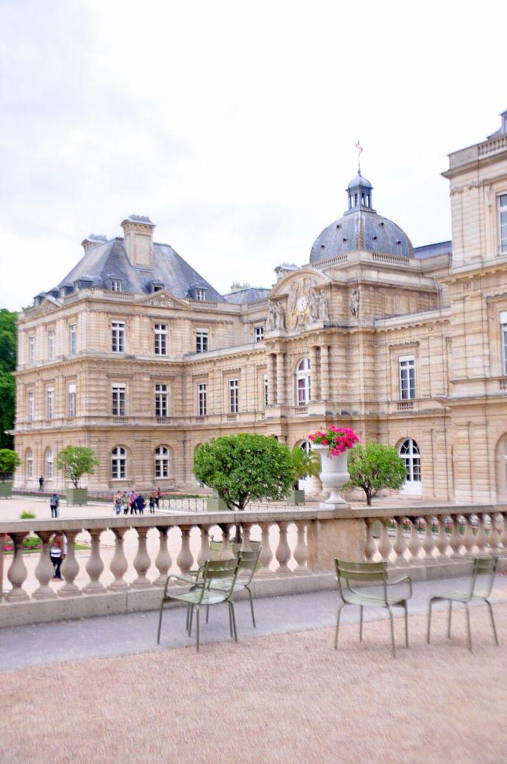 "Palais du Luxembourg, Paris by Maelo Paris .................... #GlobeTripper® | https://www.globe-tripper.com | ""Home-made Hospitality"" | http://globe-tripper.tumblr.com/"
