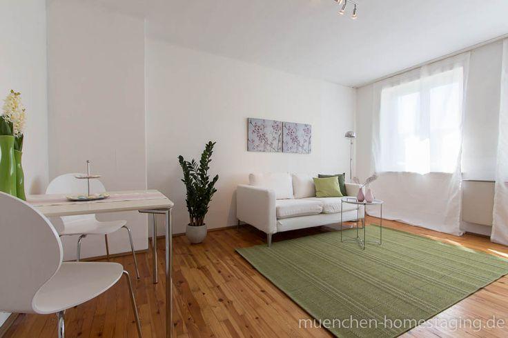 Home Staging Im Frischen Maigrün