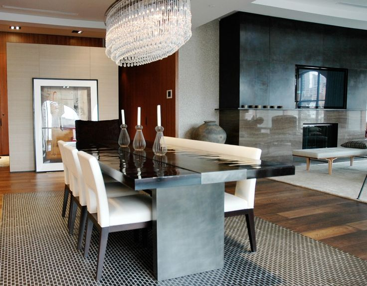 Malta Dining Table By Aguirre Design
