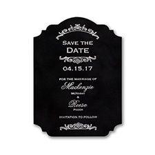 Vogue Velvet - Save the Date