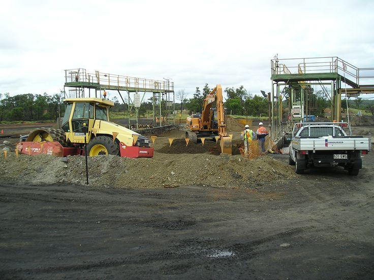 Newlands washpad construction
