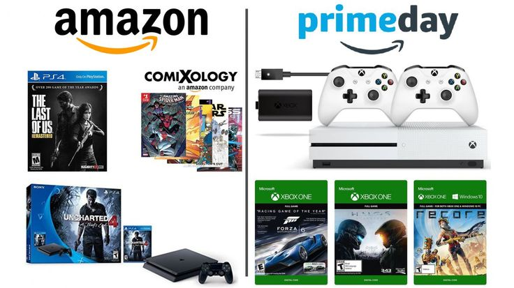 Matt Swider   The last minutes of Amazon Prime Day 2017 in the US have proven to hold tremendous deals for XBox One and PS4 gamers that haven't expired yet. Case in point, this cheap $229 PS4 bundle on Amazon with more games and freebies than you usually get on Black Friday and Cyber...