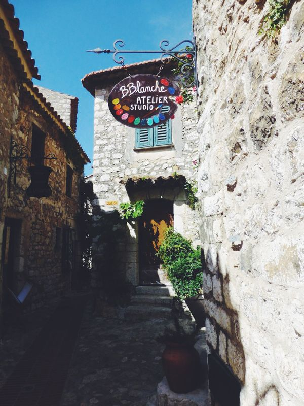 Eze Village, South of France.