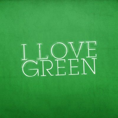 I LOVE GREEN (AND GOLD)! #USFSP