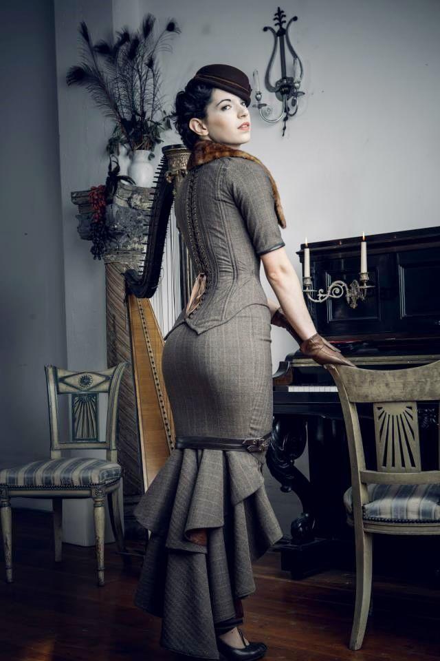 steampunk clothes for women   Annie Pottersville   Steampunk - Women's Fashion