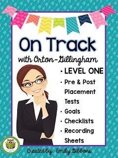 Hi! I'm Emily. I create literacy resources and blog about using Orton-Gillingham and effective literacy strategies for all kinds of readers.