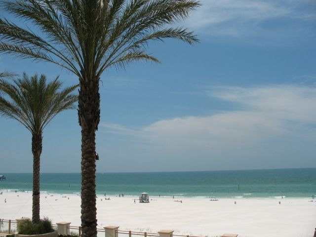 Sand Pearl Resort Clearwater, FL again.