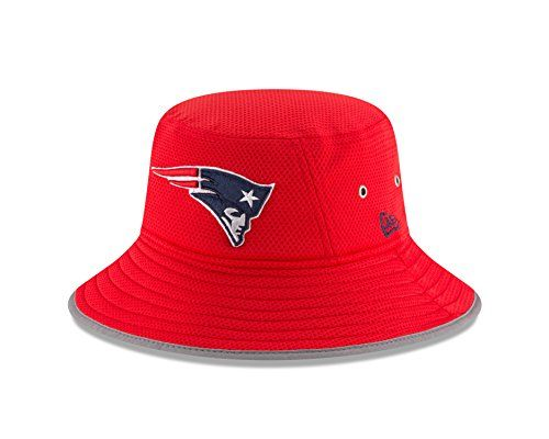 NFL New England Patriots 2016 Training Camp Reverse Team Color Bucket One Size Red -- Want to know more, click on the image.