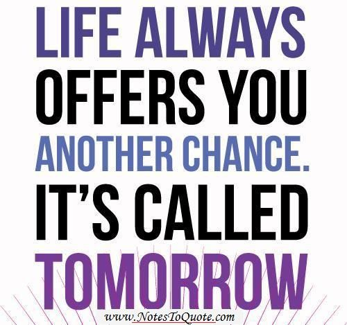 #quotes #life #TOMORROW