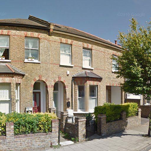158, Hartfield Road.  1940-1950