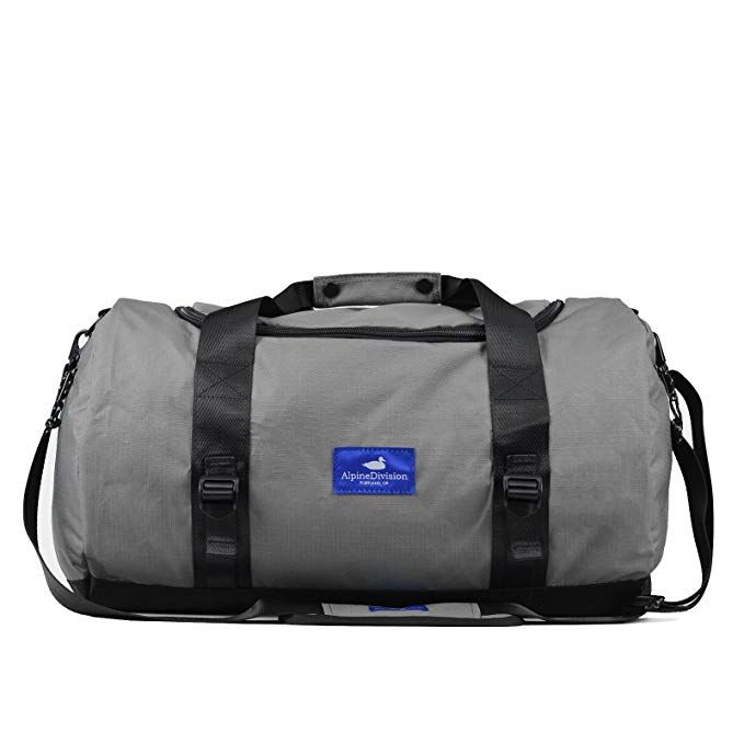 b3e9a4b7d29a Alpine Division North Fork Duffel - Ripstop Review | Sports Duffels ...