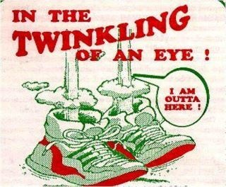 """I can hardly wait for THAT """"twinkling of an eye"""", which is described within 1st Corinthians 15:52... """"in a moment, in the twinkling of an eye, at the last trump: for the trumpet shall sound, and the dead shall be raised incorruptible, and we shall be changed."""""""