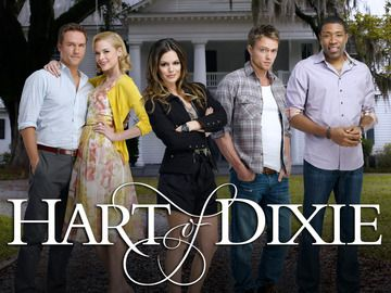 Hart of Dixie. I hate how much I love this and there has only been 3 episodes so far