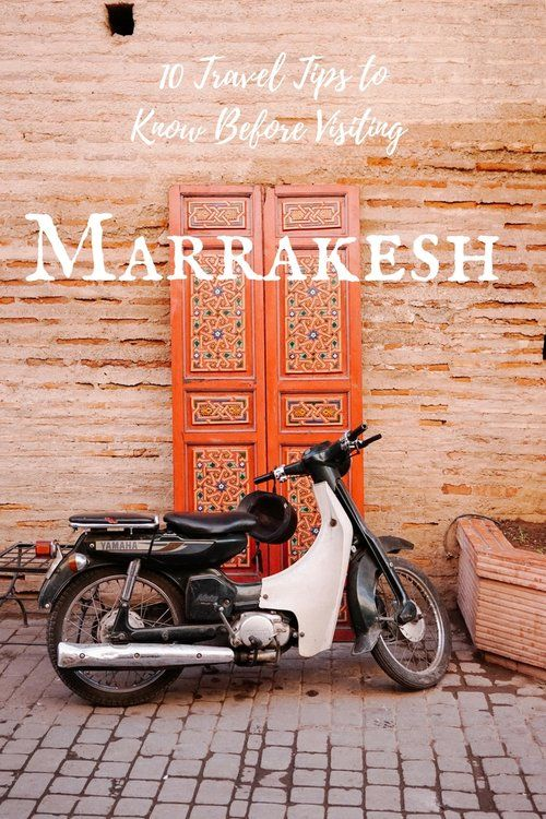 There are 10 travel tips every person needs to know before visiting Marrakech, Morocco. To avoid being disappointed, getting sick, or being taking advantage of follow these top recommendations and tips. Although I went to Marrakech without knowing all of this; our trip would have gone a bit smoother if we had done the research. So from one traveler to another, here are my top 10 travel tips for visiting Marrakech!