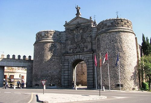 Alcázar of Toledo - Spain
