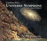 Charles Ives: Universe Symphony (Realized by Johnny Reinhard) [CD]