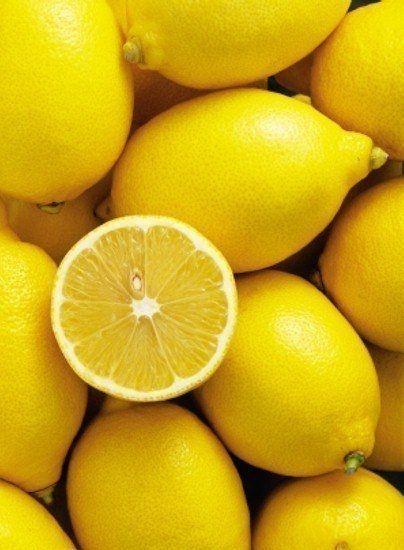 6 эффективный применений лимона для Вашего здоровья.
