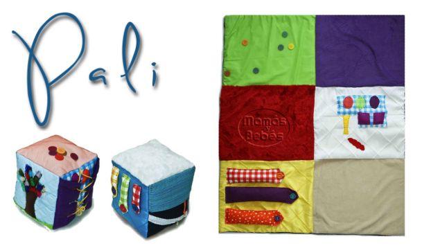 Pali: juguetes que estimulan el desarrollo del bebe @Pali Decoración