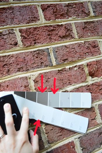 Best Brick House Trim Ideas On Pinterest Brick House Colors - Brick house colors with dark brown