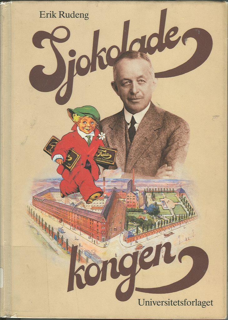 """""""Sjokoladekongen - Johan Throne Holst"""" av Erik Rudeng 'A Book that's been Mentioned in another Book'"""